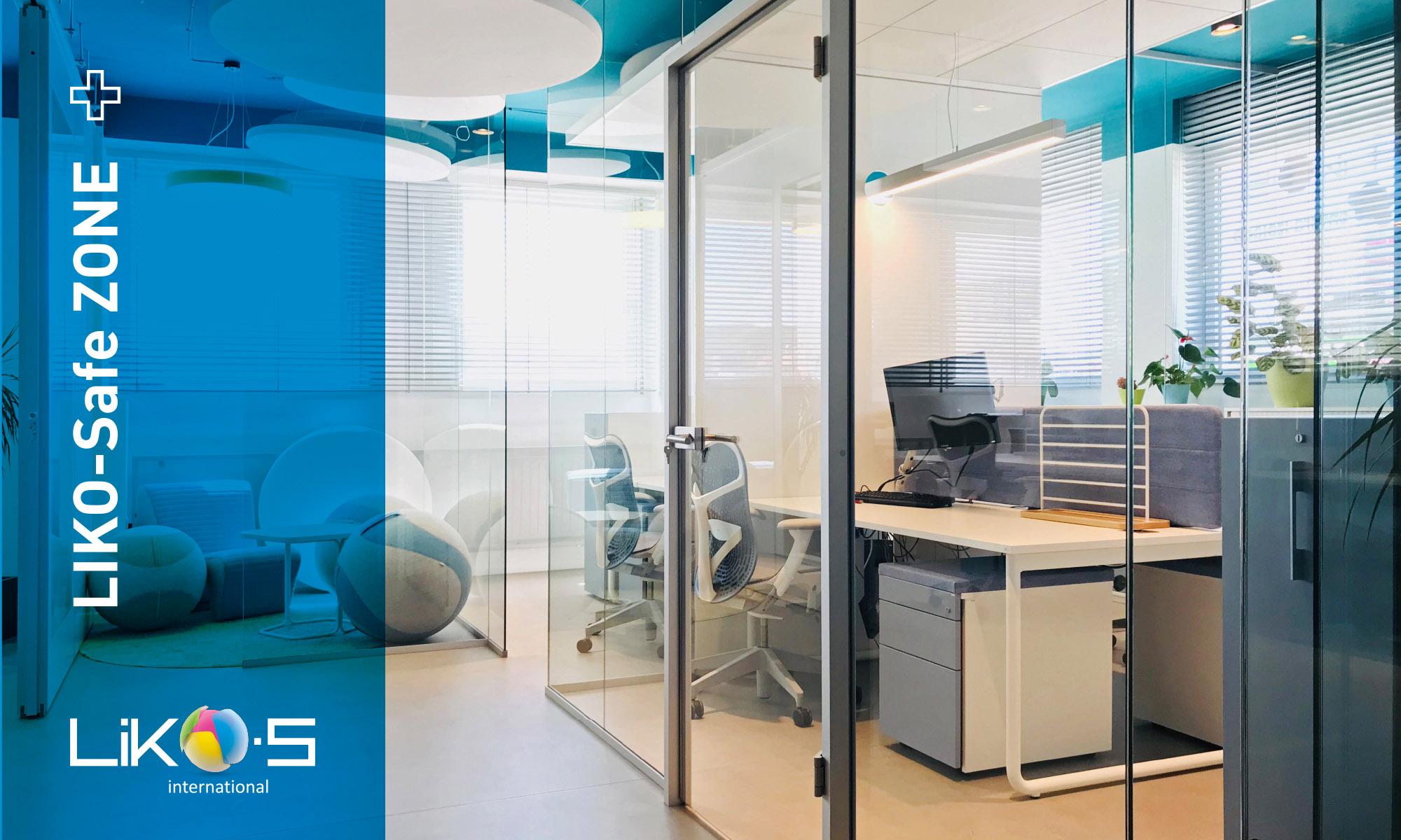 LIKO-Safe ZONE pro bezpečné a zdravé pracovní prostředí