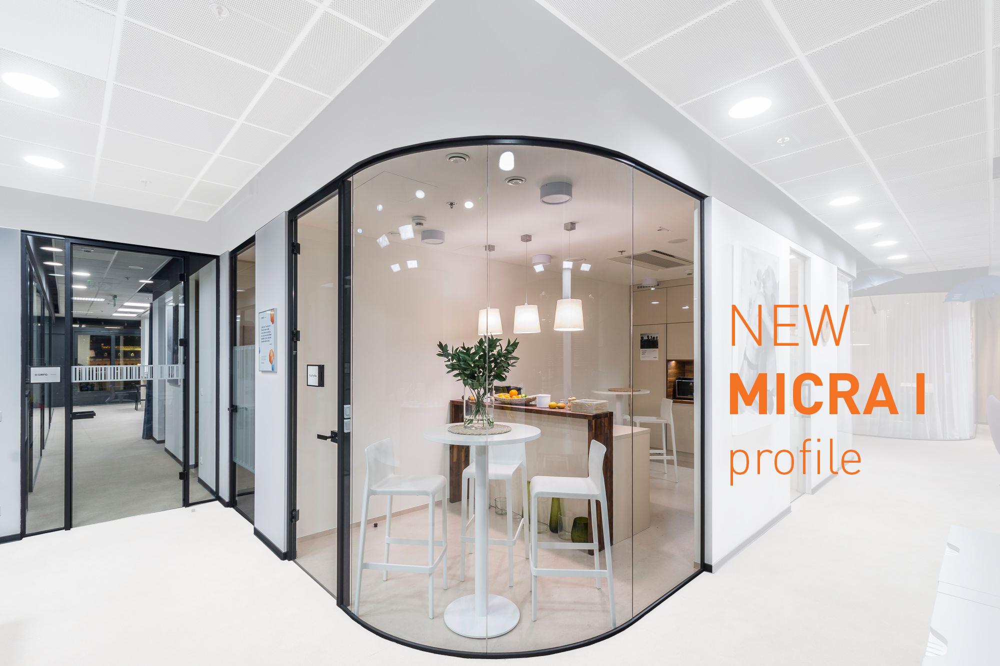 MICRA I. Nový profil
