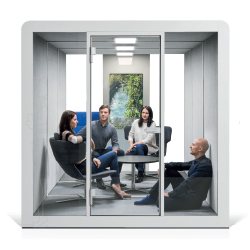 Vaše modulární kancelář na kolečkách