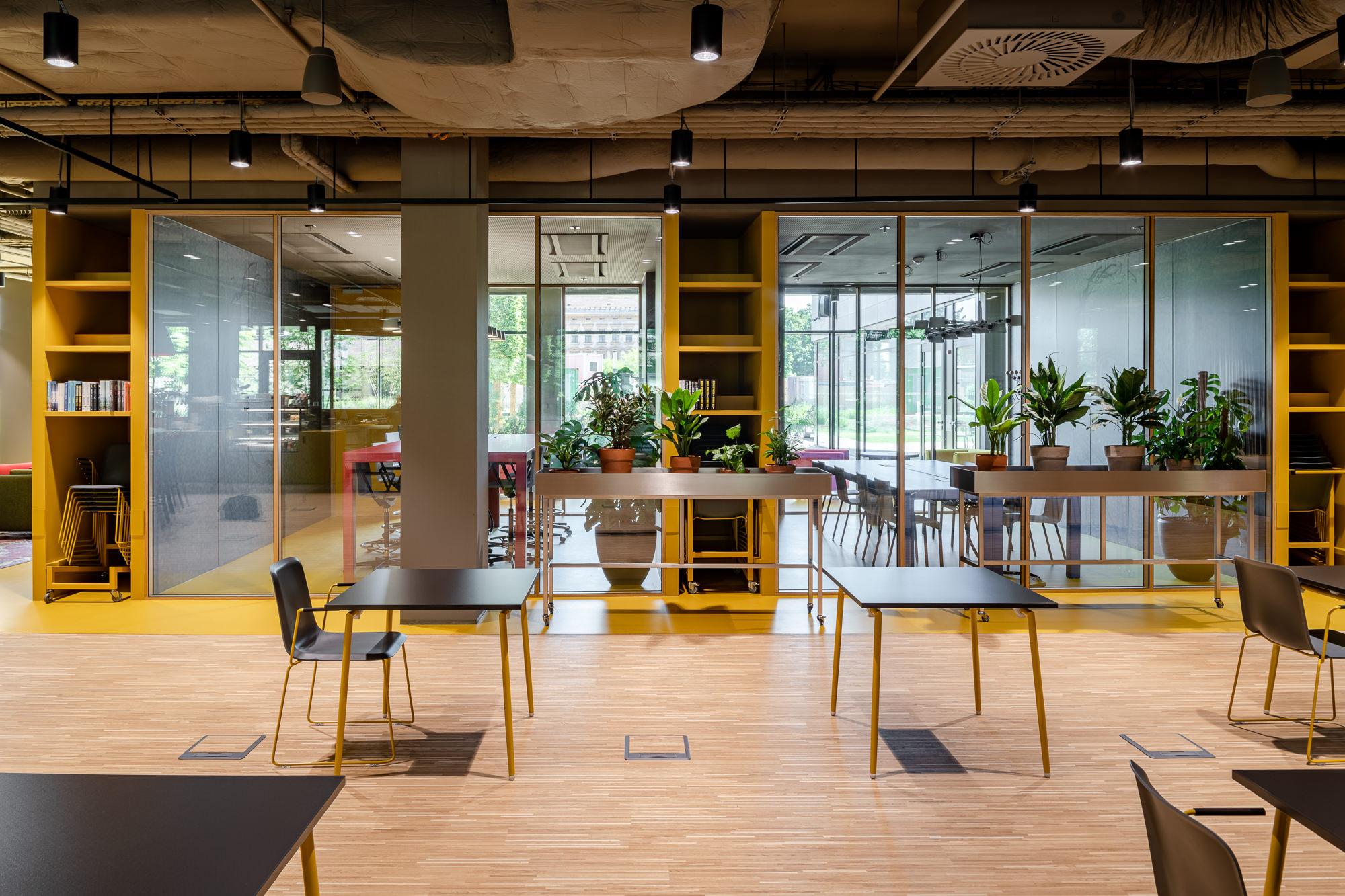 Designový skvost mezi coworkingovými prostory