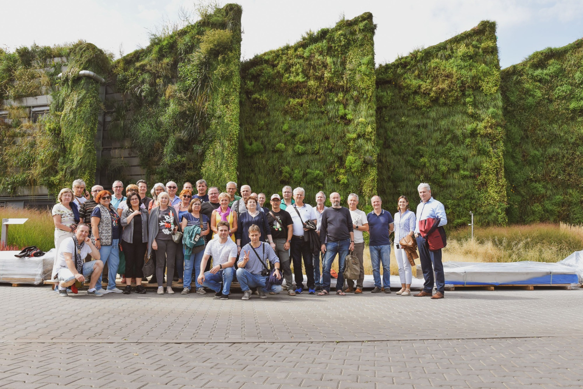 Navštívili nás architekti ze Slovenské komory architektů