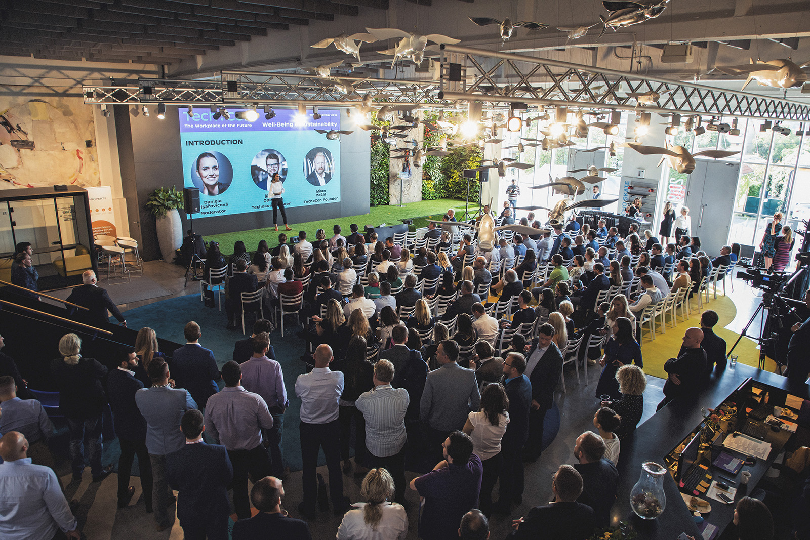 LIKO-S na TechoCon 2019 představil akustické budky!