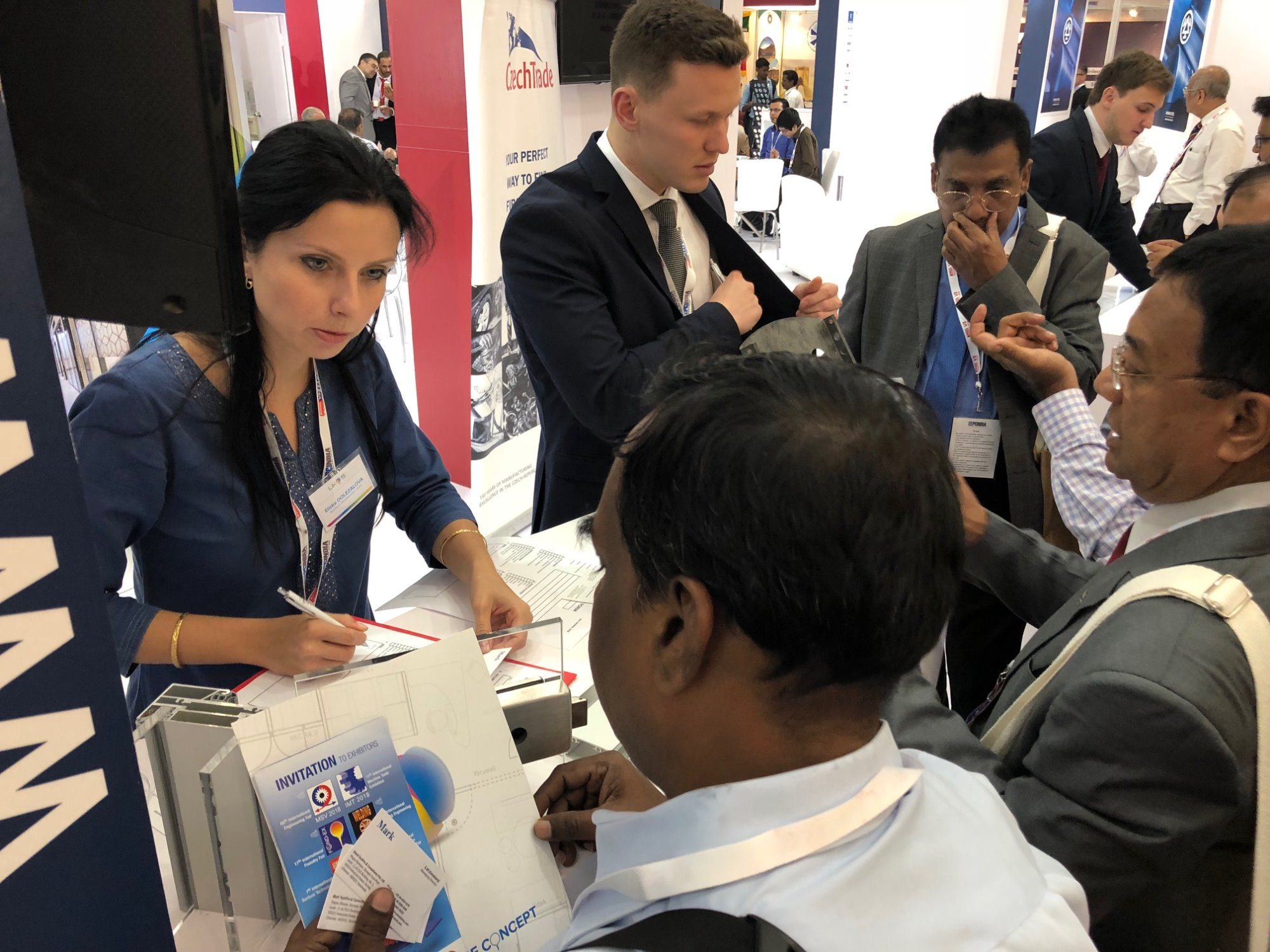 Úspěch LIKO-S India na veletrhu IESS 2018 Chennai