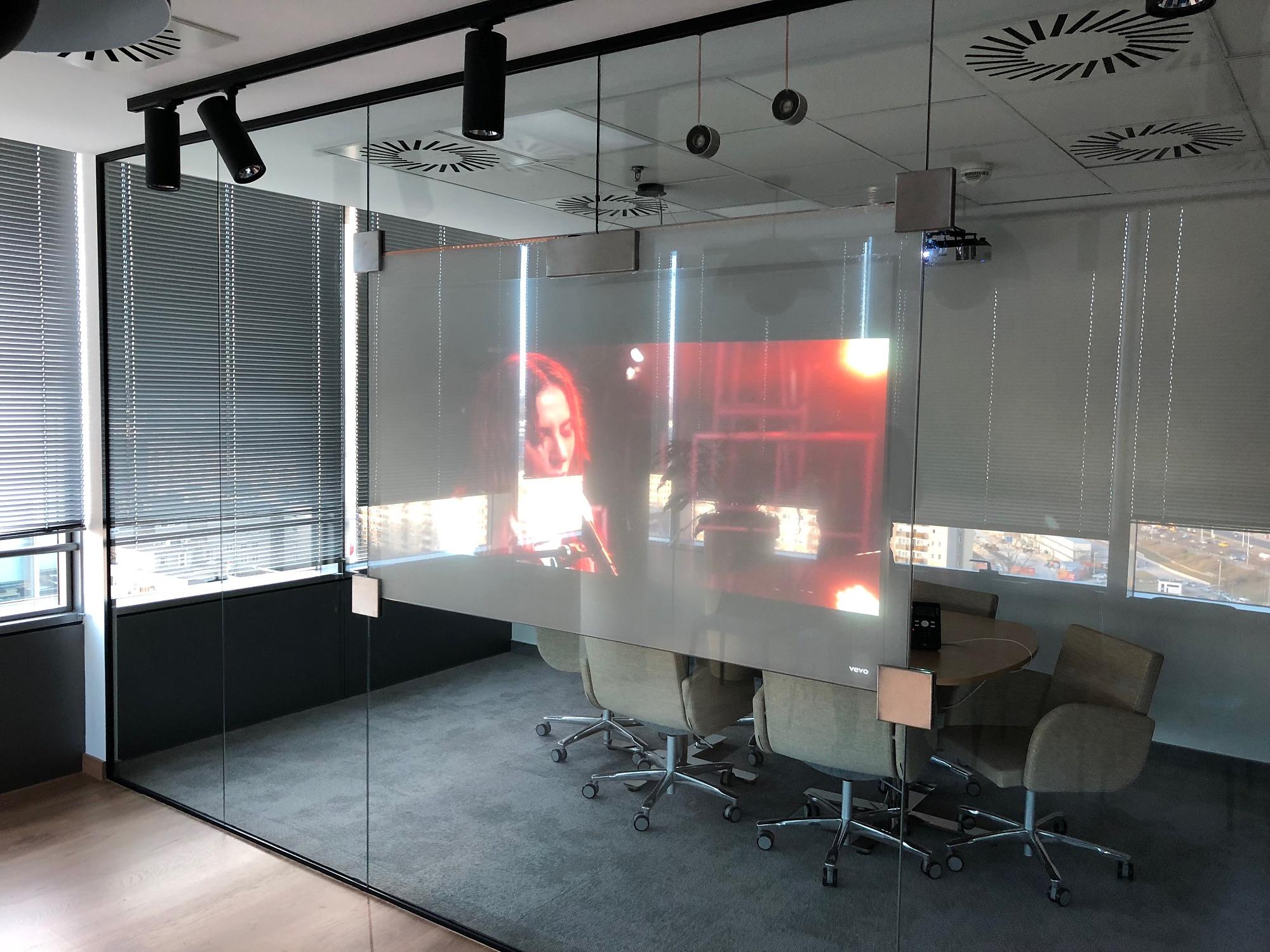 Moderní kanceláře nad Dunajem