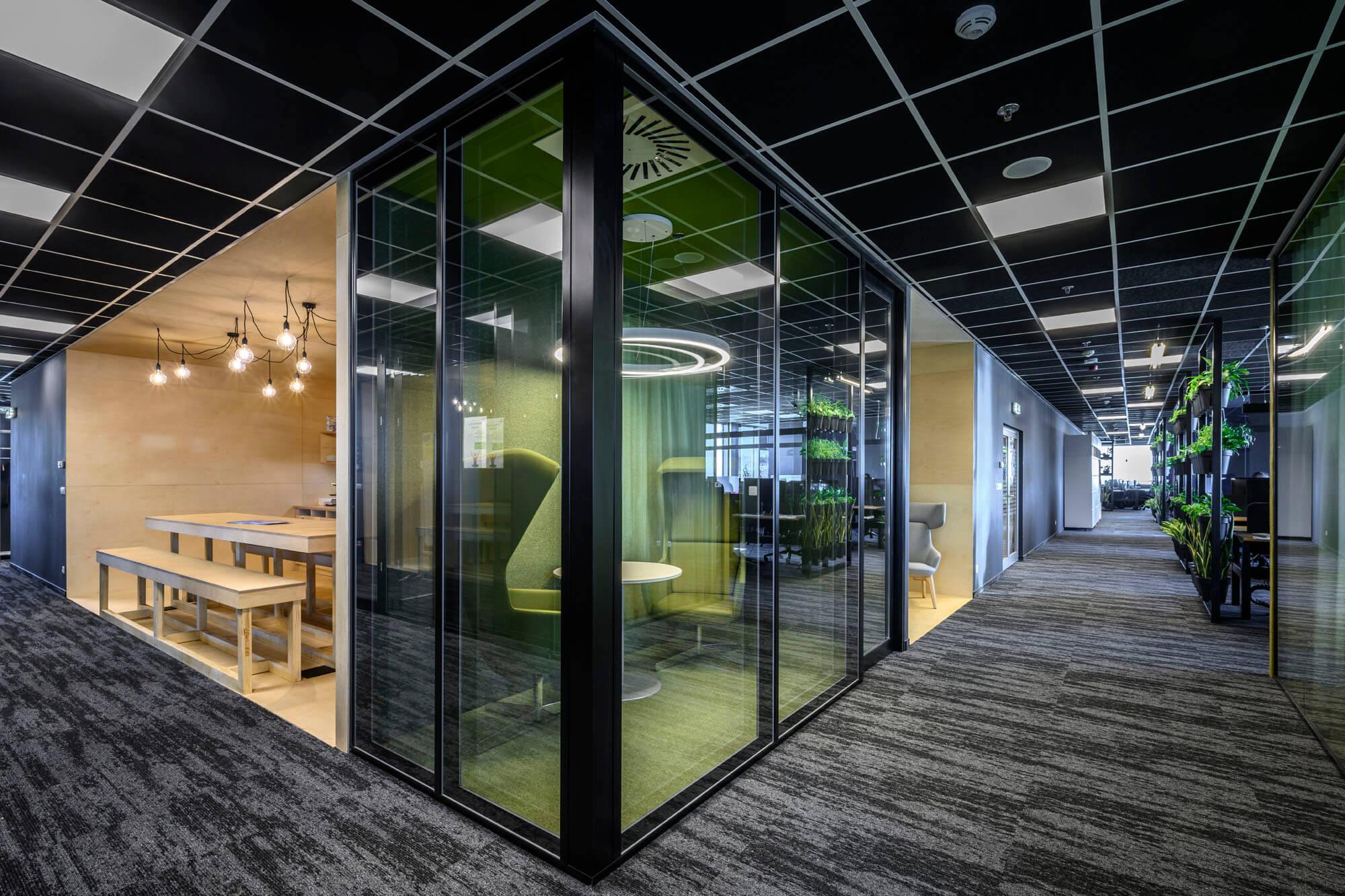Kanceláře podle požadavků specialistů IT