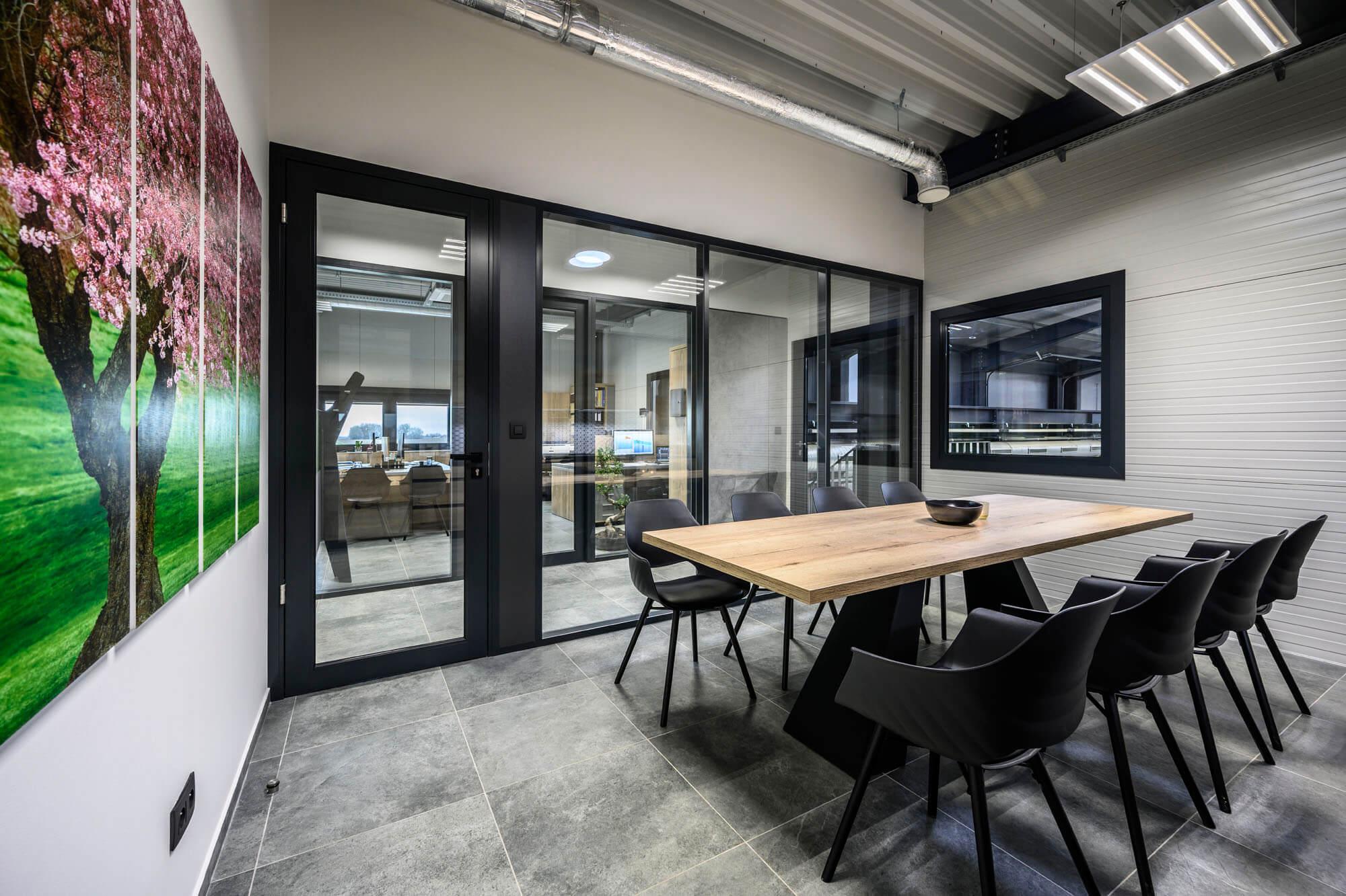 Kanceláře podle vlastního návrhu