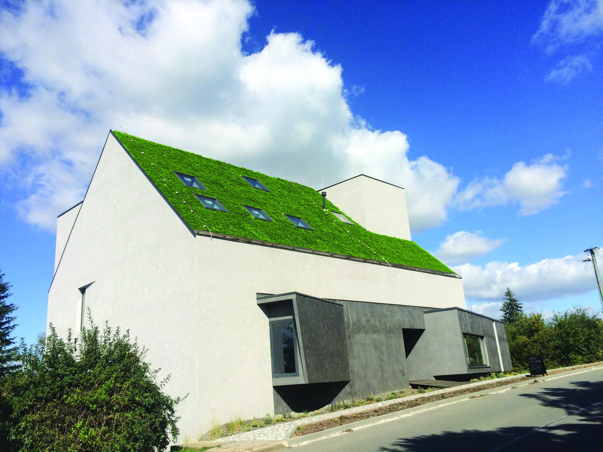 Pomůžeme vám vyřídit žádost o dotaci z programu Zeleň střechám