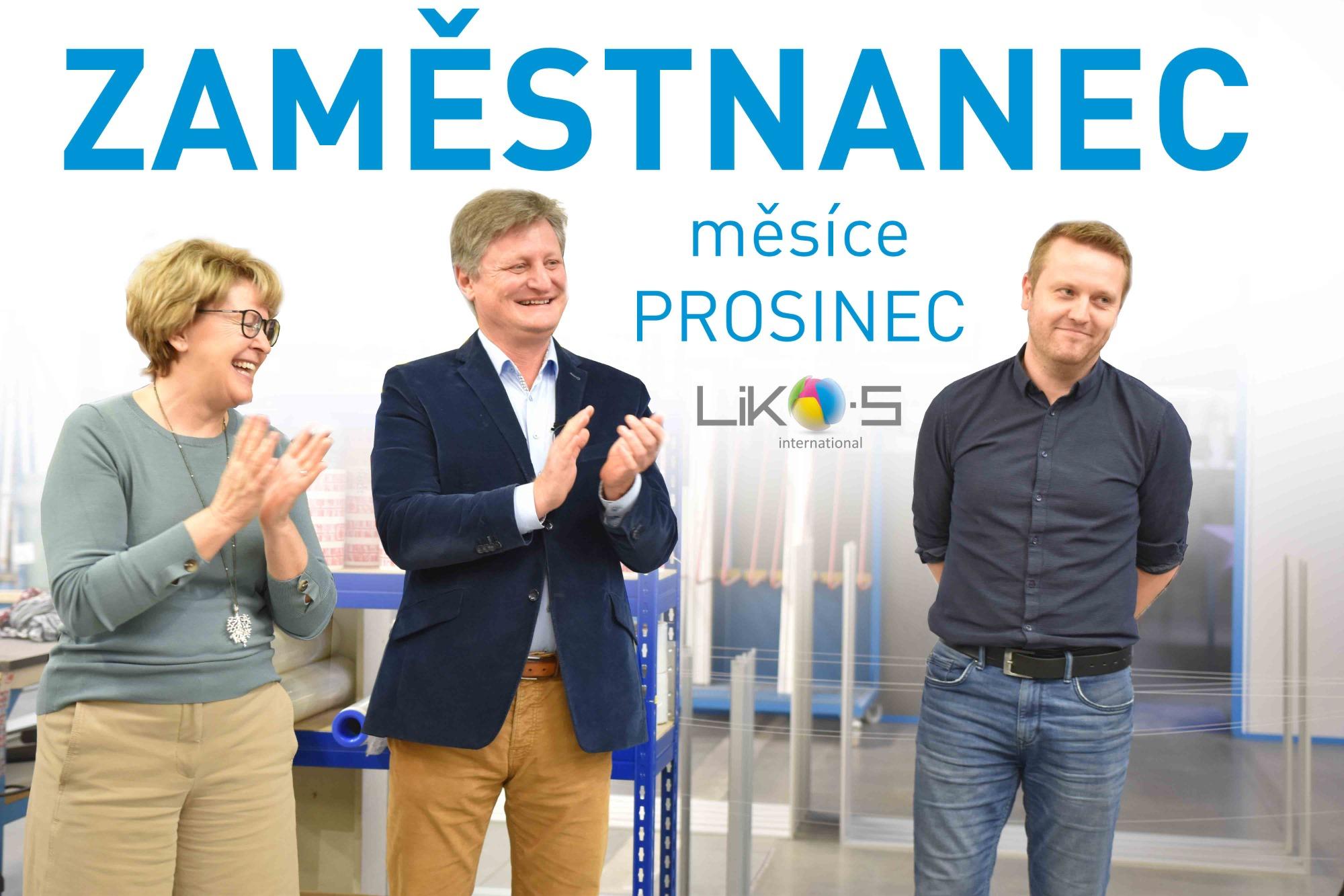 Vývoj zabodoval a titul zaměstnance měsíce si odnesl Ondřej Holásek!