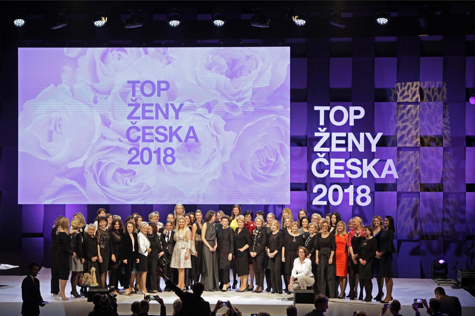 JANA MUSILOVÁ MEZI 25 TOP ŽENAMI ČESKA