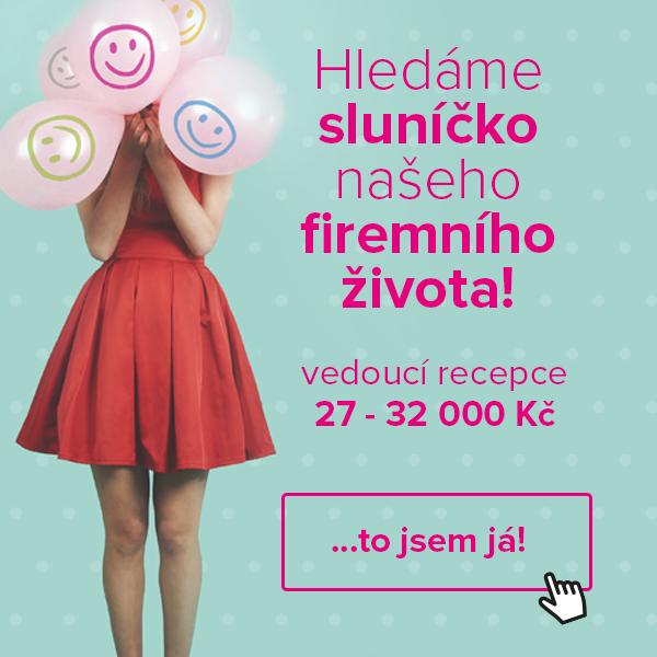 Facebook - A jéje - naše recepční Terezka se stěhuje... Co s