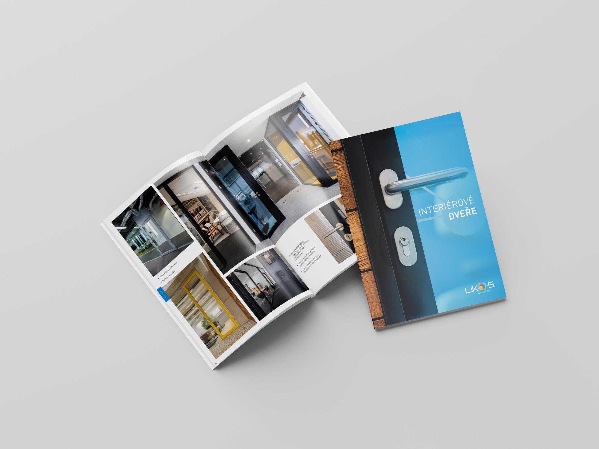 Nová brožura Interiérové dveře je tady!