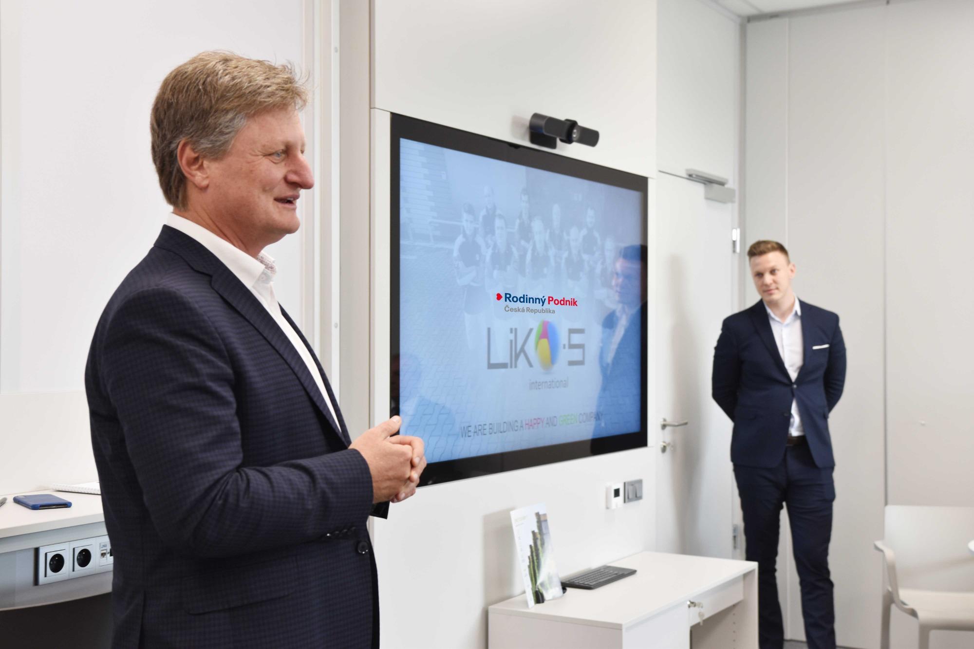 LIKO-S je jedním z Rodinných Podniků České republiky!