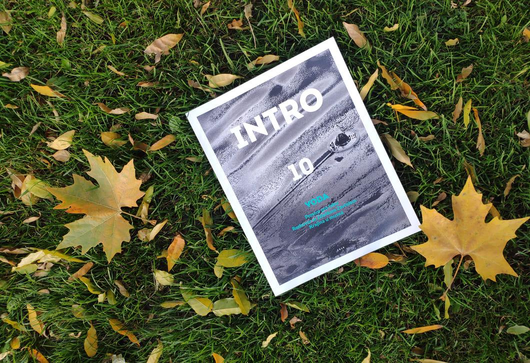 INTRO 10 na téma VODA v sobě ukrývá hned dva články o LIKO-Su!