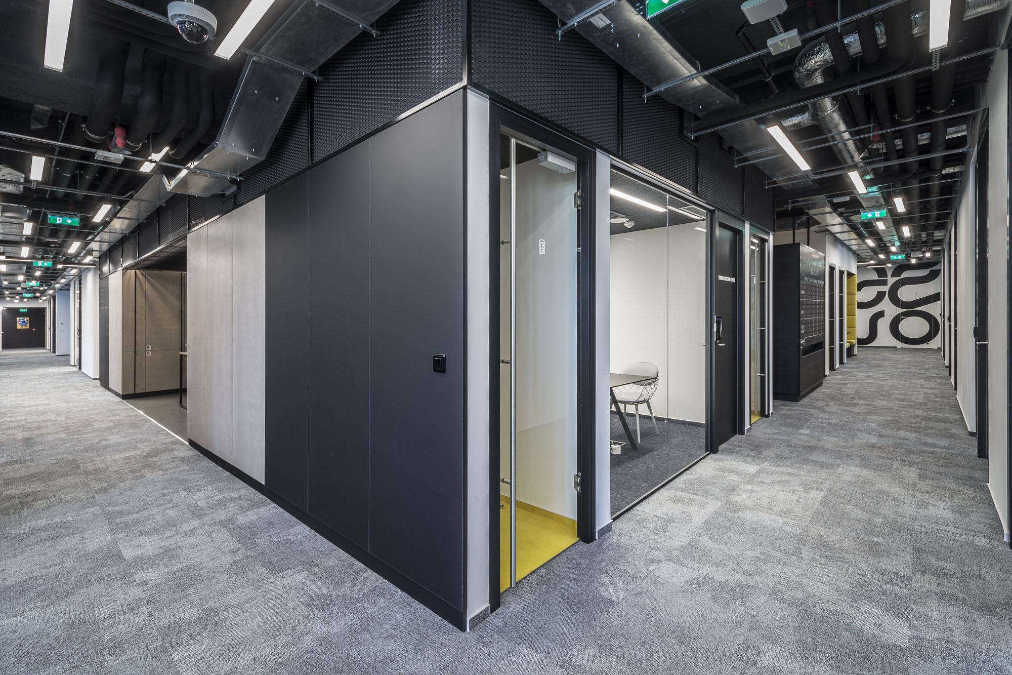 Coworkingové centrum v Praze